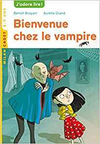 Bienvenue chez le vampire