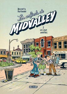 Couve Midvalley 2 couleurs