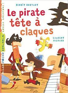 Pirate tête à claques