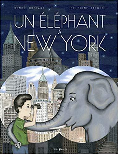 Un éléphant à New York
